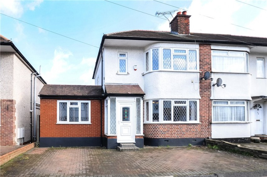 Images for Manningtree Road, South Ruislip, Middlesex, HA4 EAID:LAW BID:rui1