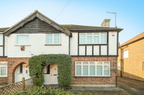 Queens Walk, Ruislip, Middlesex, HA4