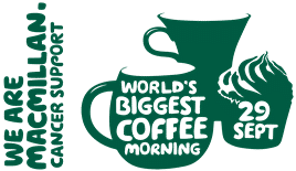 The World's Biggest Coffee Morning with Macmillan
