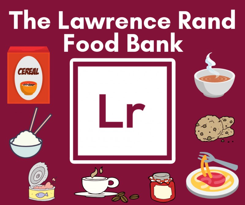 The Lawrence Rand Food Bank (Update)